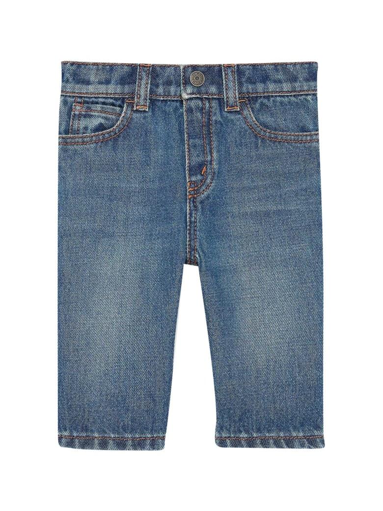 Gucci Newborn Jeans - Blu
