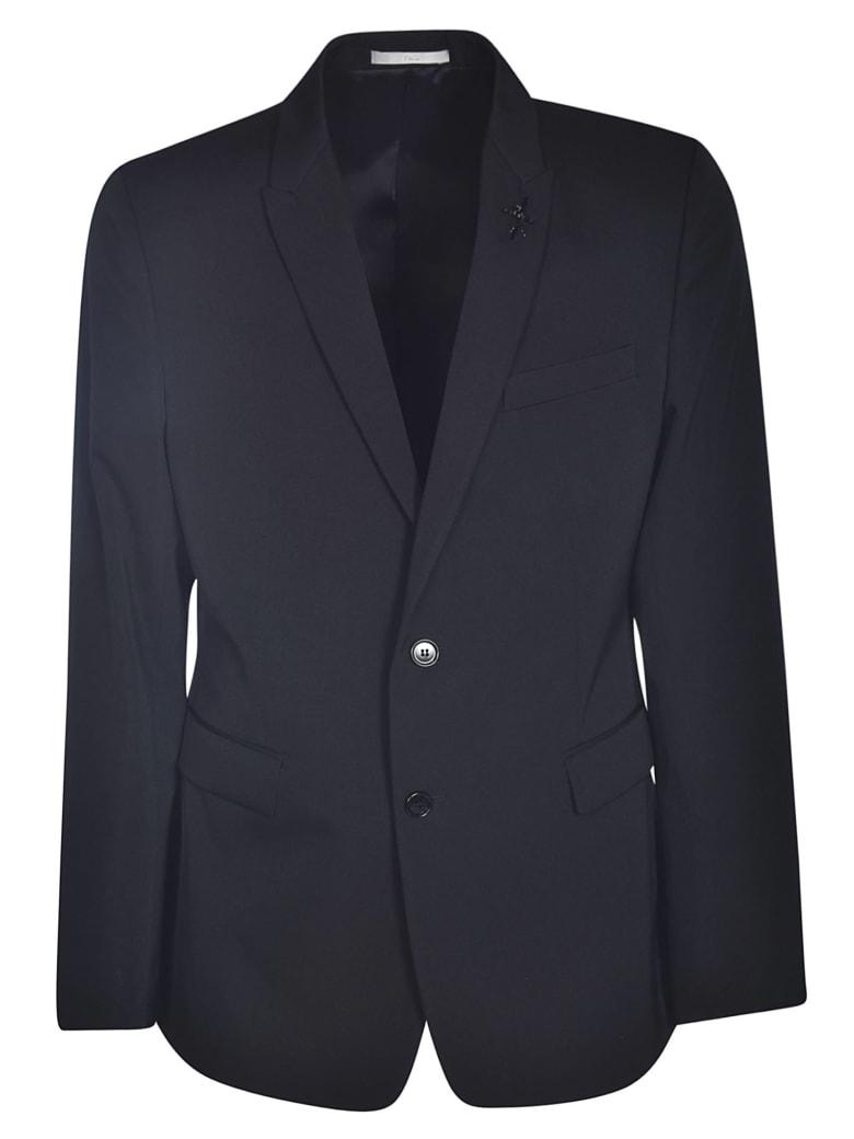 Christian Dior Single Breasted Blazer - Black