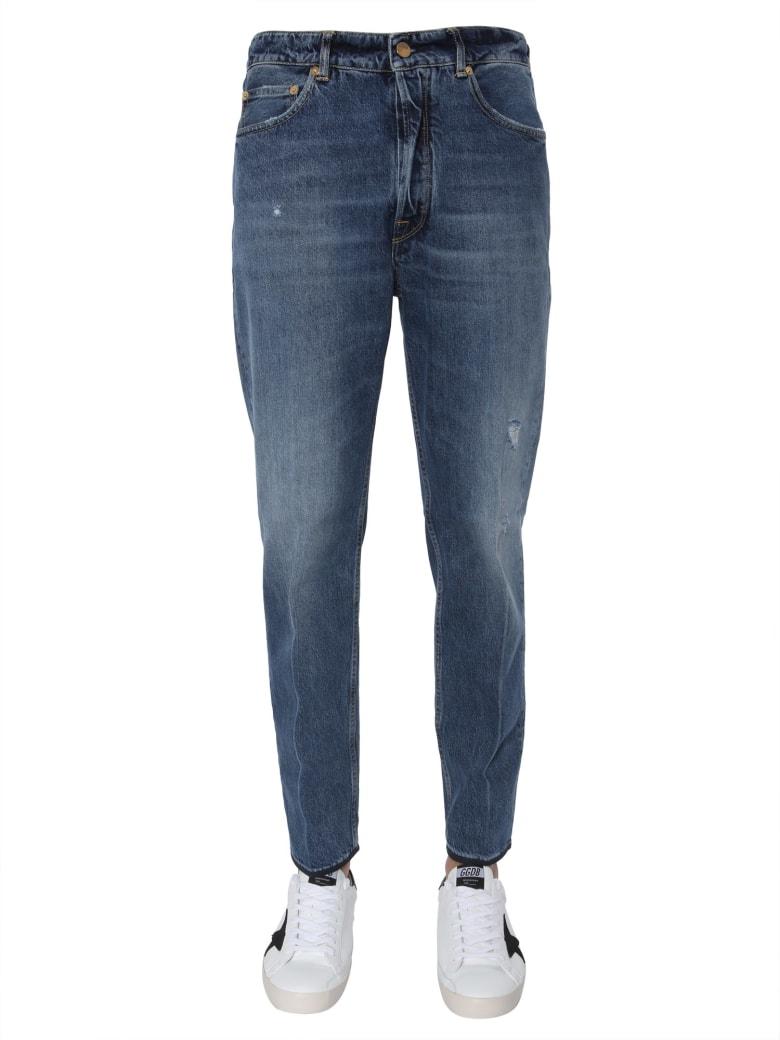 Golden Goose Happy Jeans - BLU