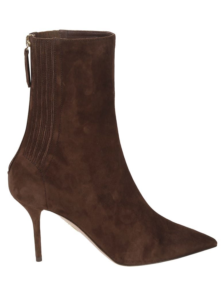 Aquazzura Saint Honor 85 Boots - Esp