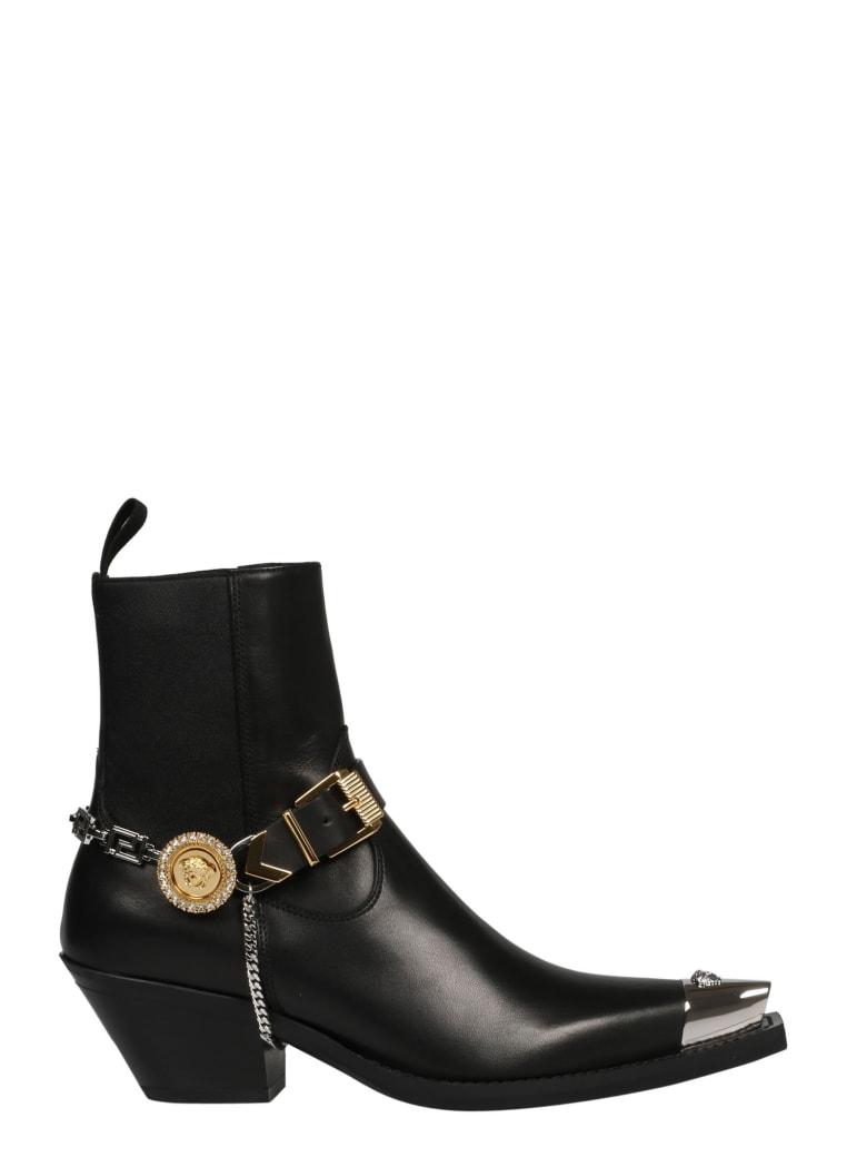 Versace Shoes - Black