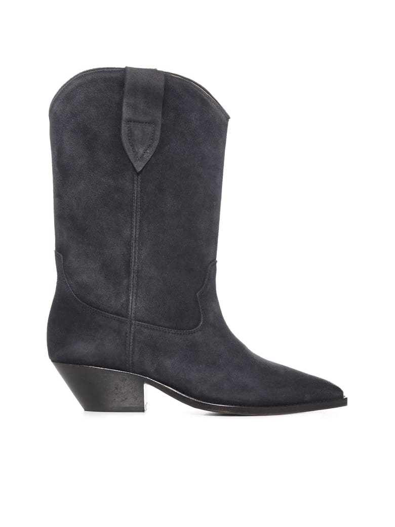Isabel Marant Boots - Faded black