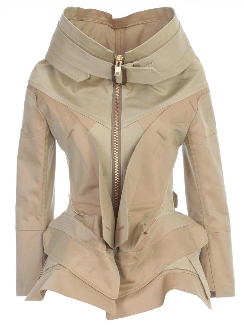 Junya Watanabe Comme Des Garçons Cotton Jacket - Beige