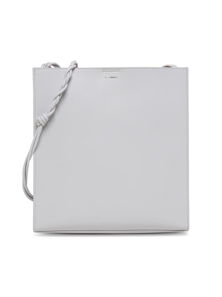 Jil Sander Medium Tangle Shoulder Bag - Grey