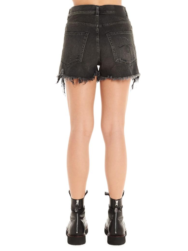 R13 Shorts - Black