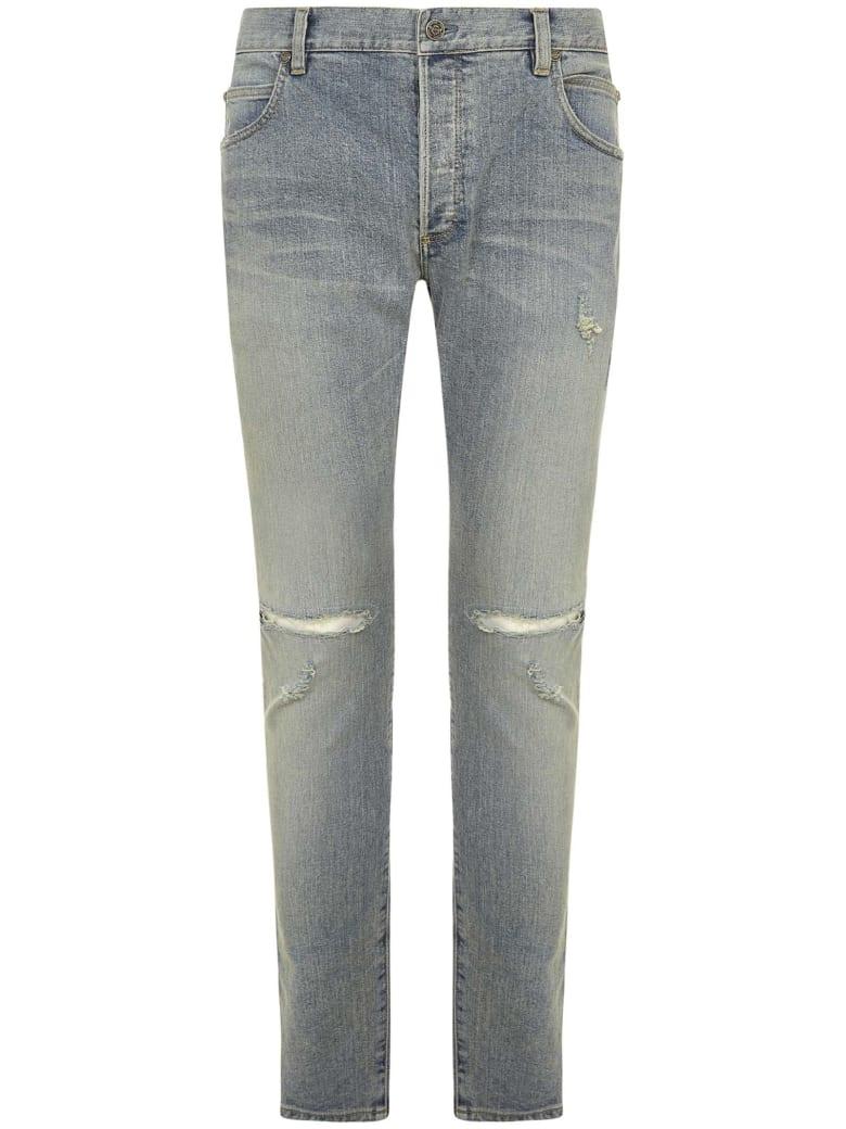 Balmain Paris Jeans - Bleu