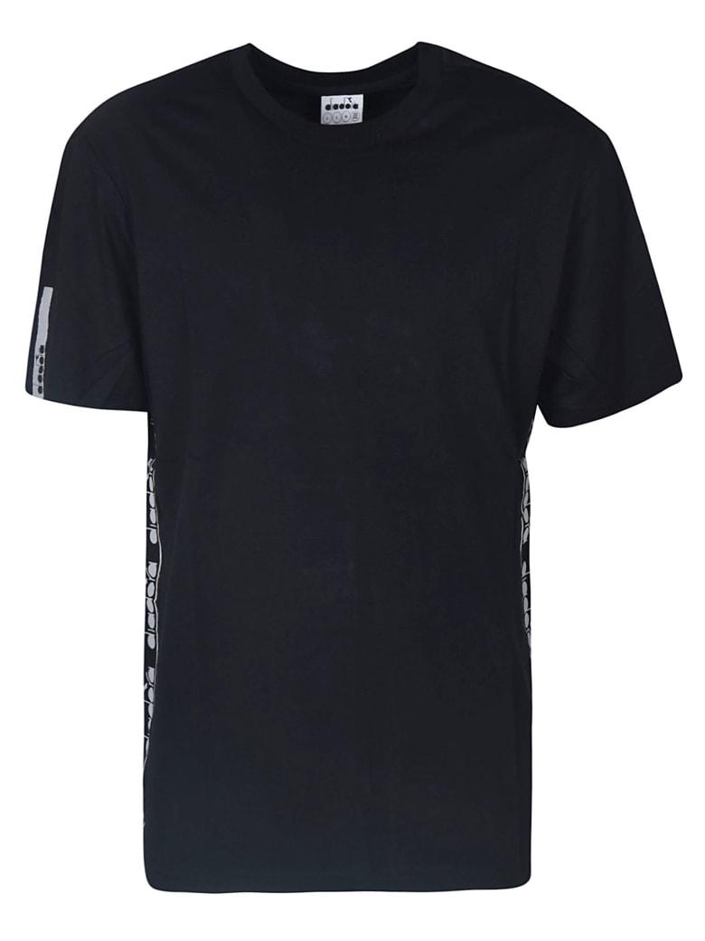 Diadora Short Sleeve T-Shirt - Nero