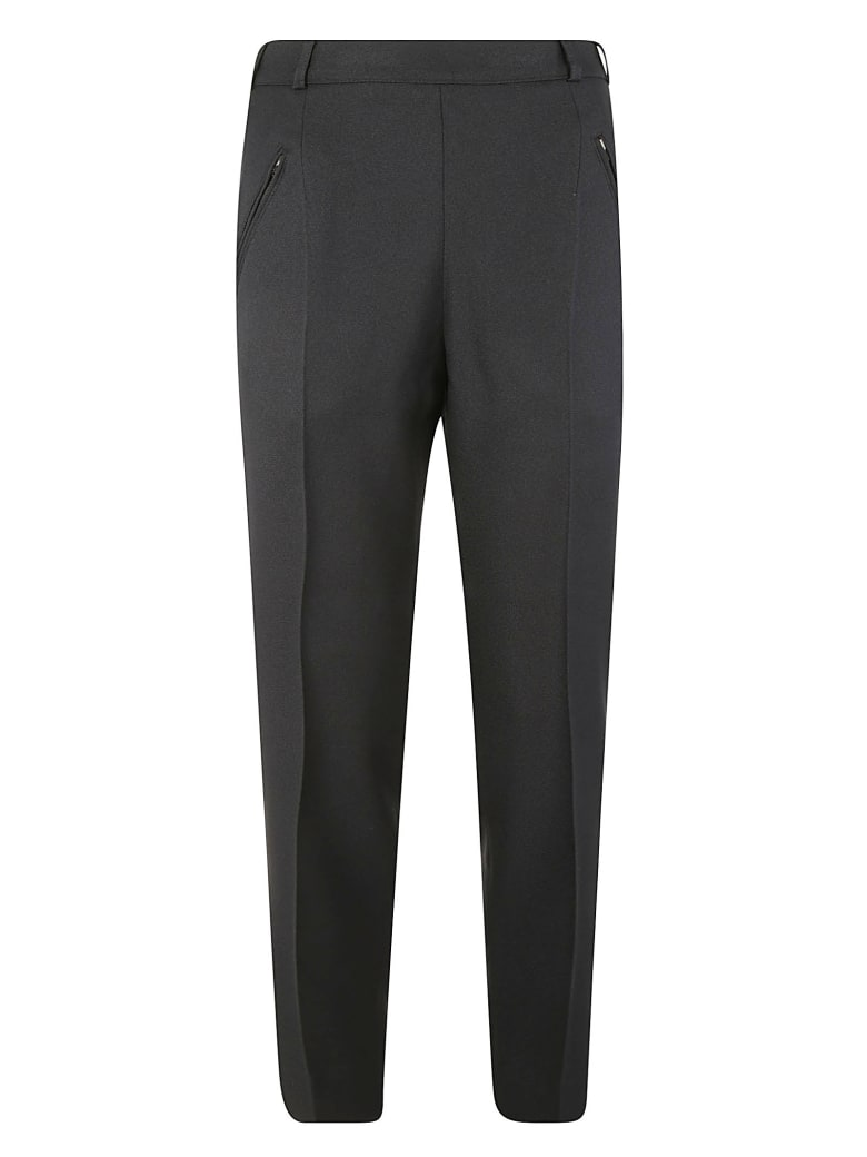 Maison Margiela Side Zipped Pocket Trousers - Black