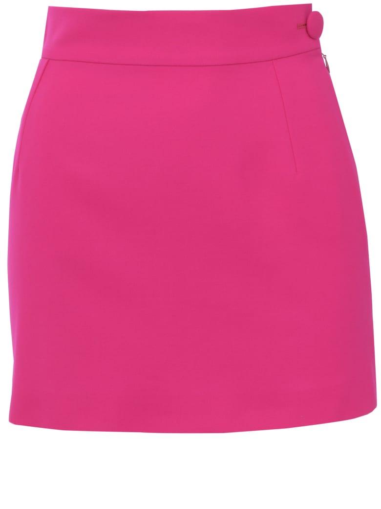 The Attico Skirt Attico - Fuxia