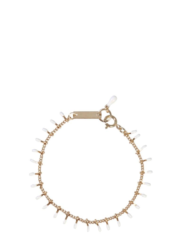 Isabel Marant Bracelet With Resin Details - ORO