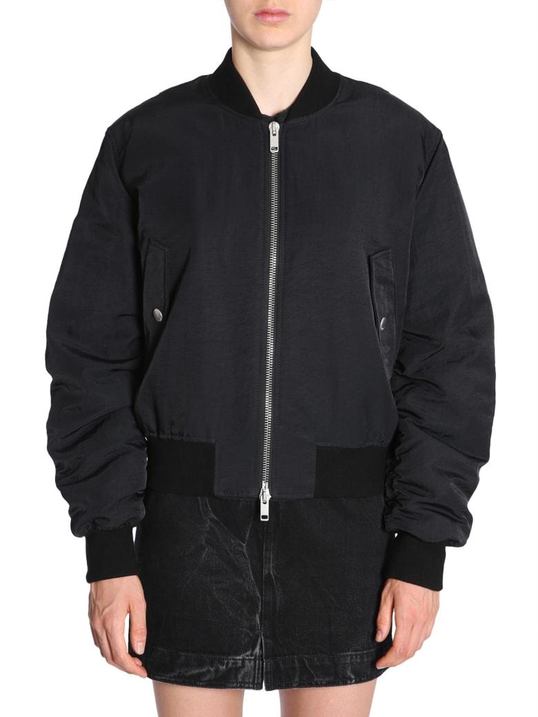 Givenchy 4g Embroidered Bomber Jacket - NERO