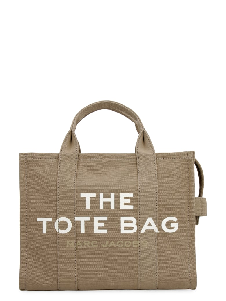 Marc Jacobs The Traveler Canvas Tote Bag - green