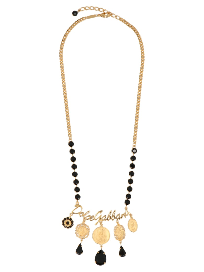 Dolce & Gabbana Necklace - Black