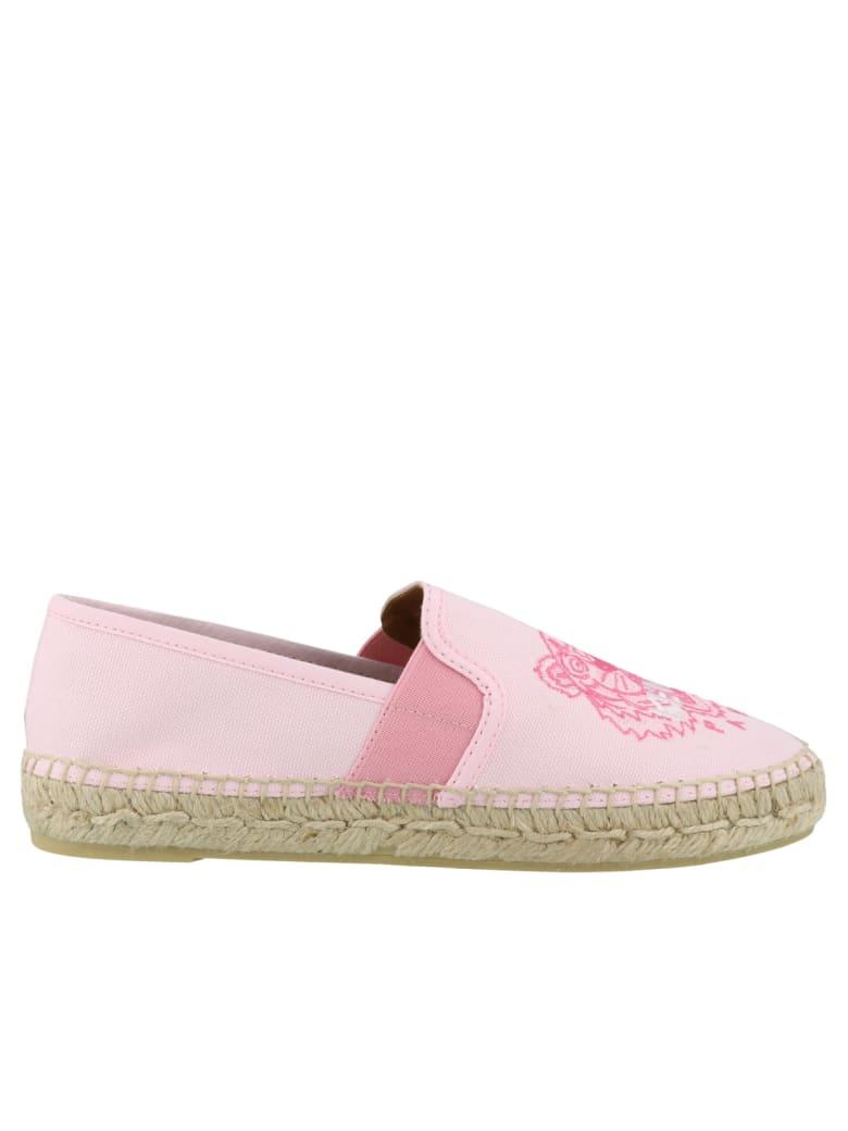 Kenzo Tiger Espadrilles - Pink