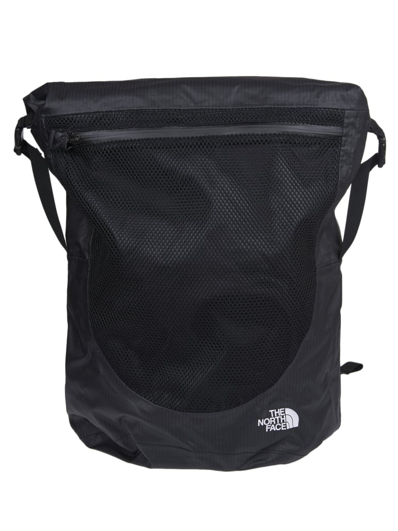 The North Face Black Rooltop Backpack - Black