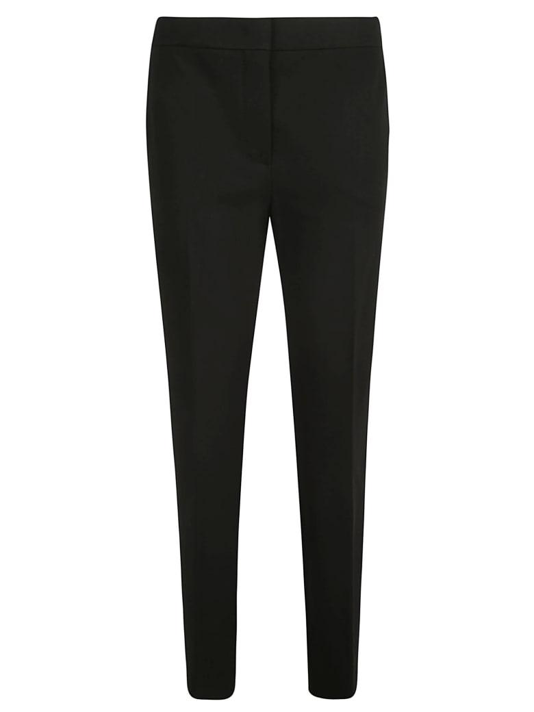 Max Mara Classic Leg Fit Trousers - Black