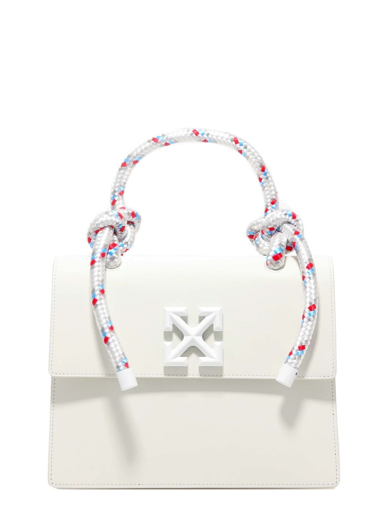 Off-White Handbag - White