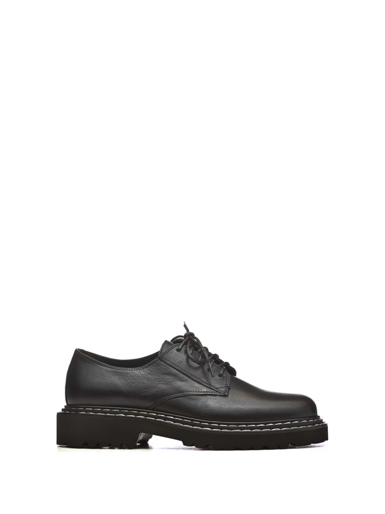Vic Matié Vic Matié Lace-up Shoes - NERO