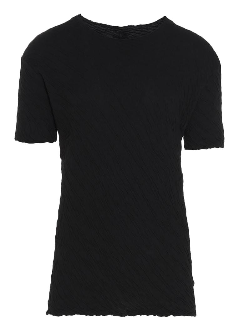 MD75 T-shirt - Black