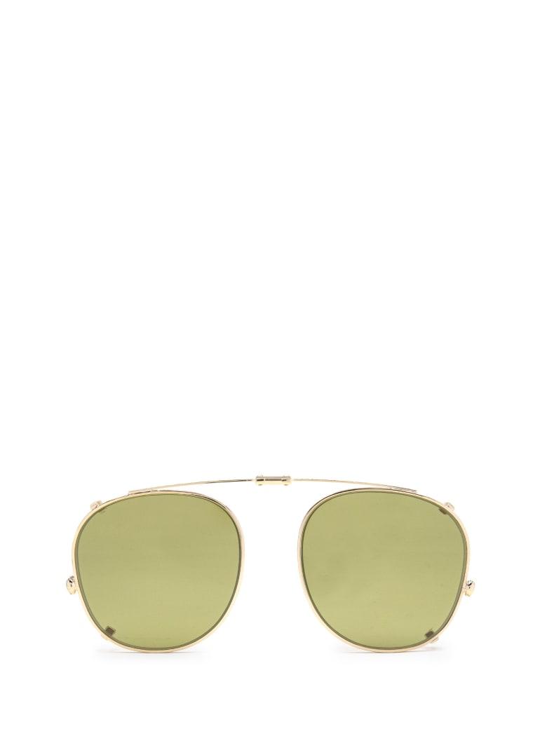 AHLEM Ahlem Voltaire Clip Champagne Sunglasses - CHAMPAGNE