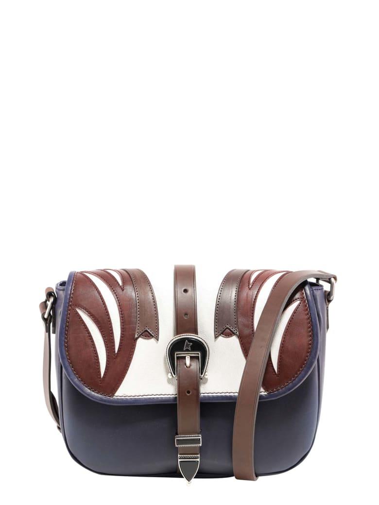 Golden Goose Shoulder Bag - Blue