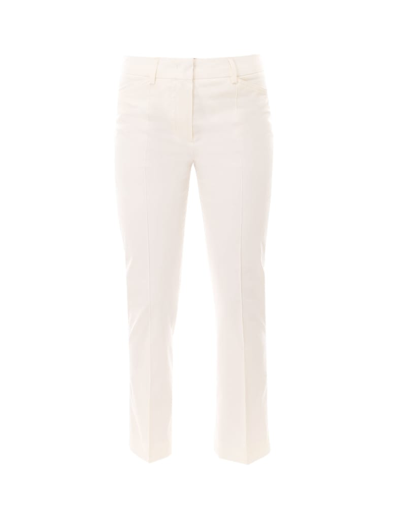 SportMax Trousers - White