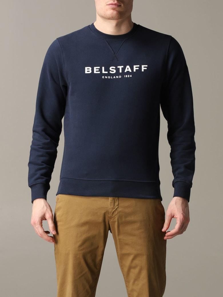 Belstaff Sweatshirt Sweatshirt Men Belstaff - navy