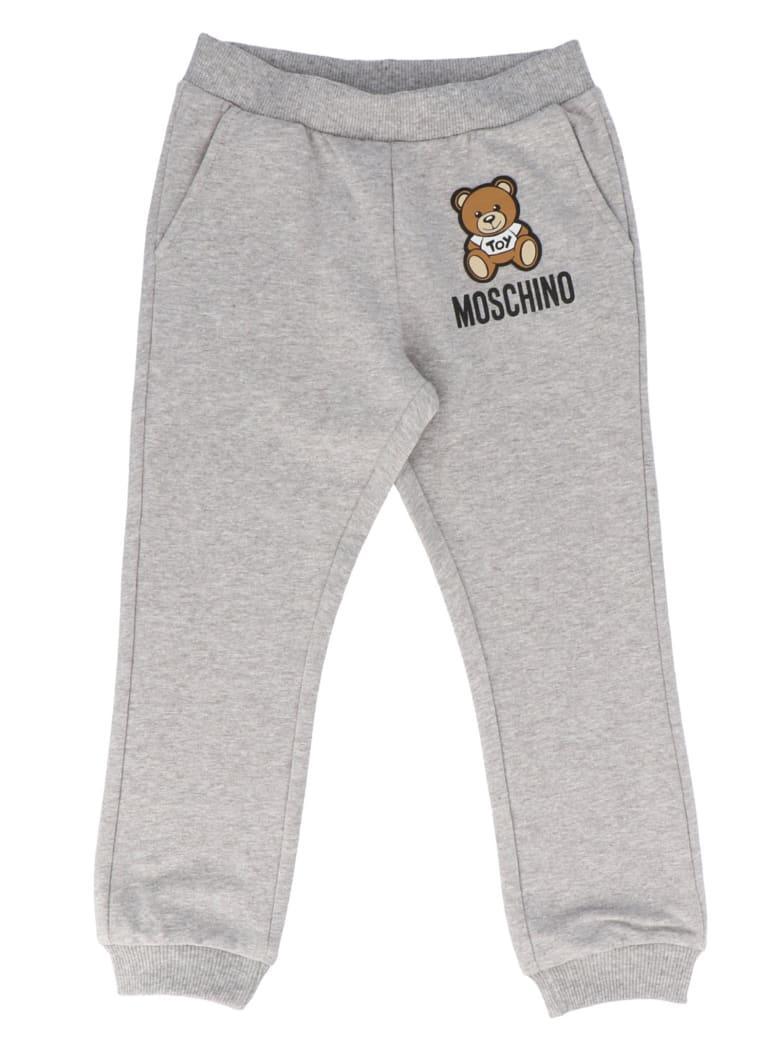 Moschino 'teddy' Pants - Grey