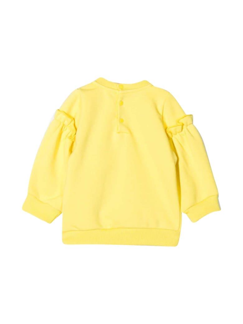 Givenchy Yellow Sweatshirt - Paglia
