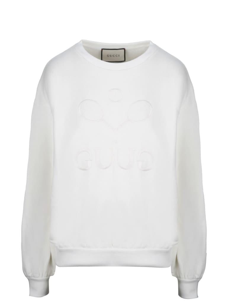 Gucci Fleece - White