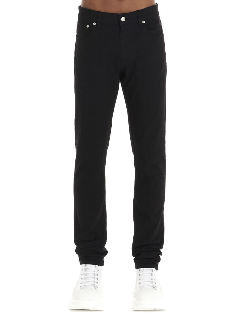 Alexander McQueen Jeans - Black