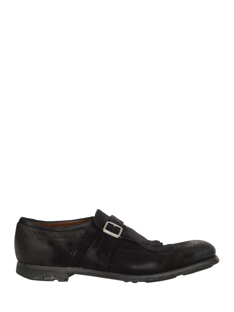 Church's Curch's Laced-up - Black