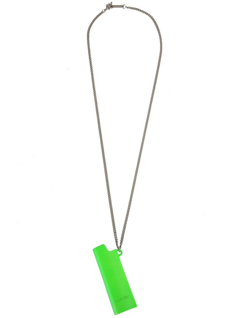 AMBUSH Necklace - Green