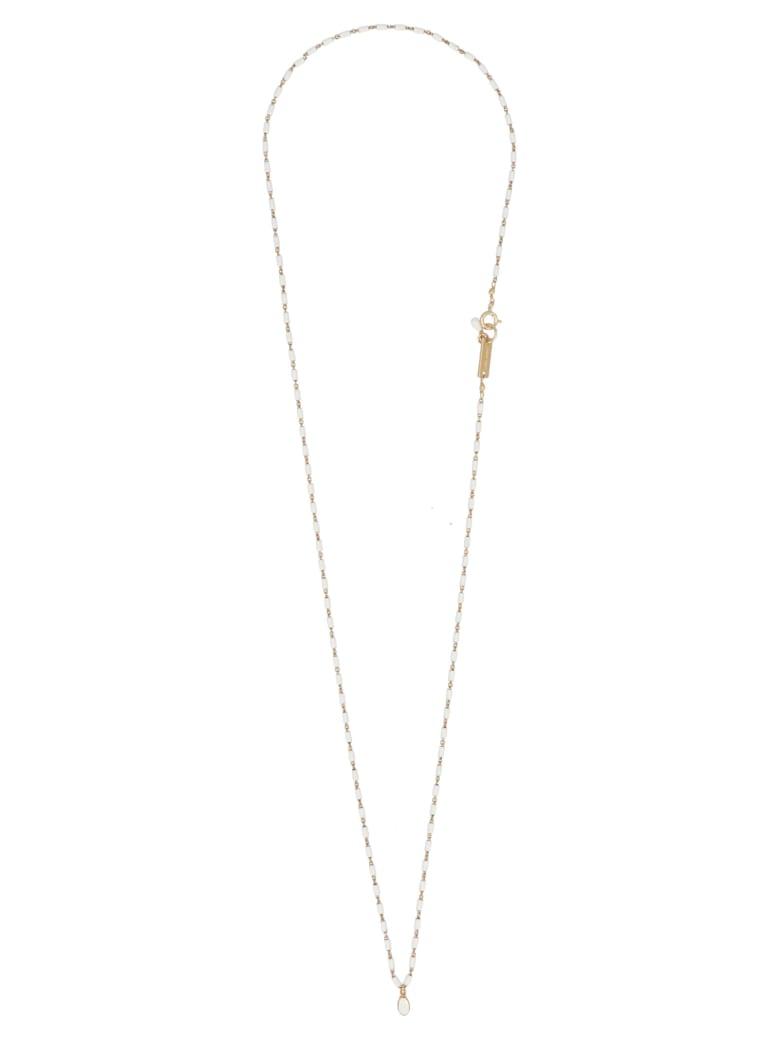 Isabel Marant 'casablanca' Necklace - White