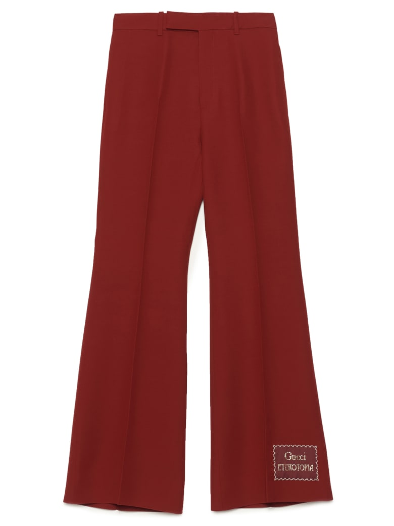 Gucci Pants - Red