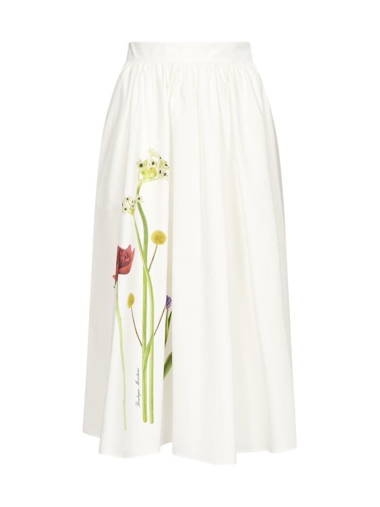 Boutique Moschino Skirt - Fantasia avorio