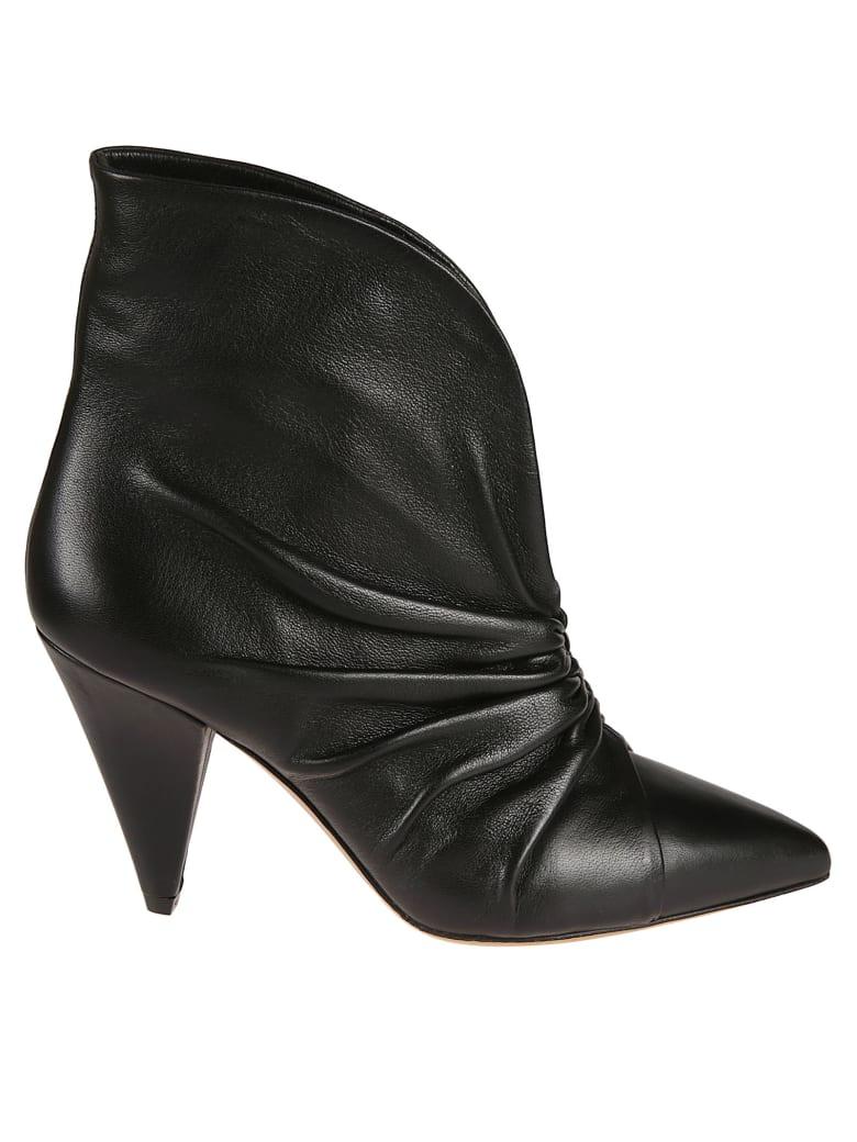 Isabel Marant Lasteen Boots - Black