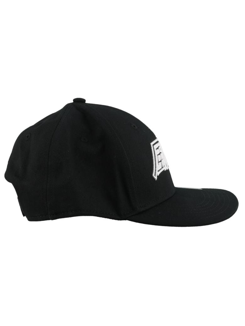 HERON PRESTON Baseball Cap - Black multicolor