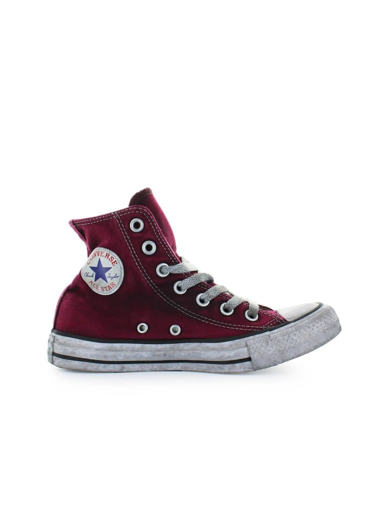2converse all star bordeaux