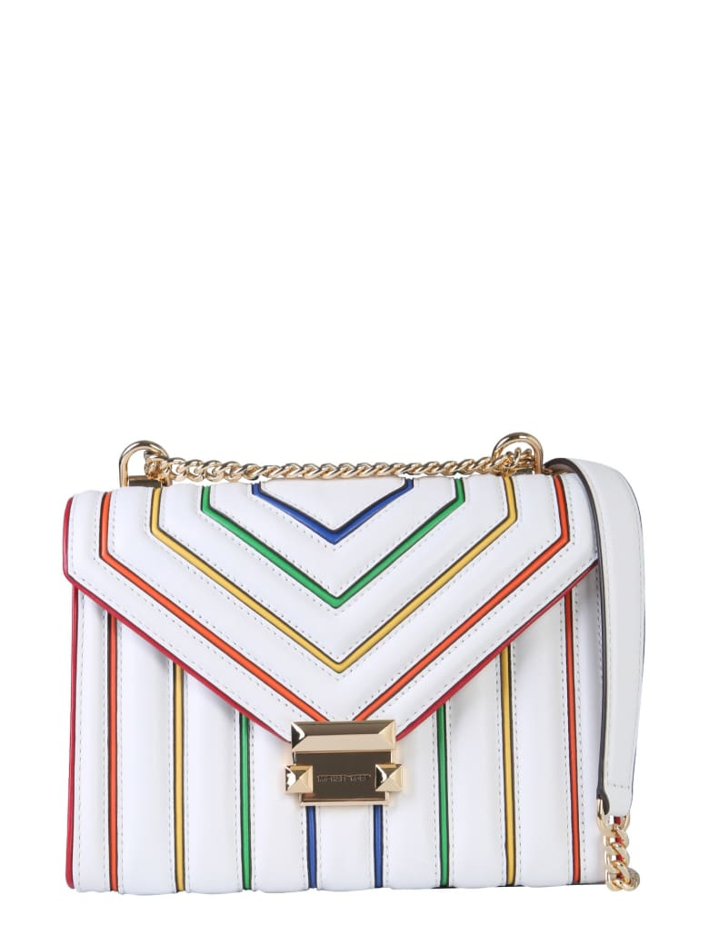 MICHAEL Michael Kors Whitney Bag - BIANCO