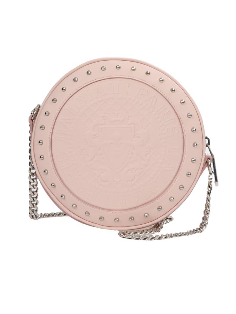 Balmain Paris Shoulder Bag - Pink