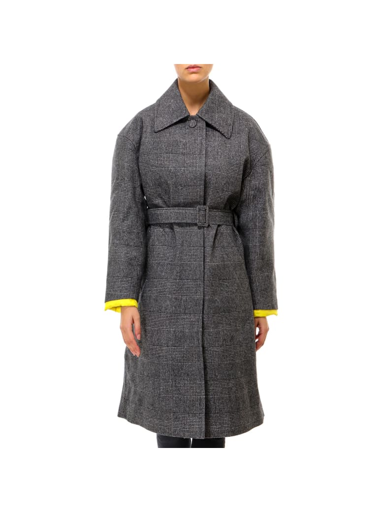 IENKI IENKI Coat - Grey