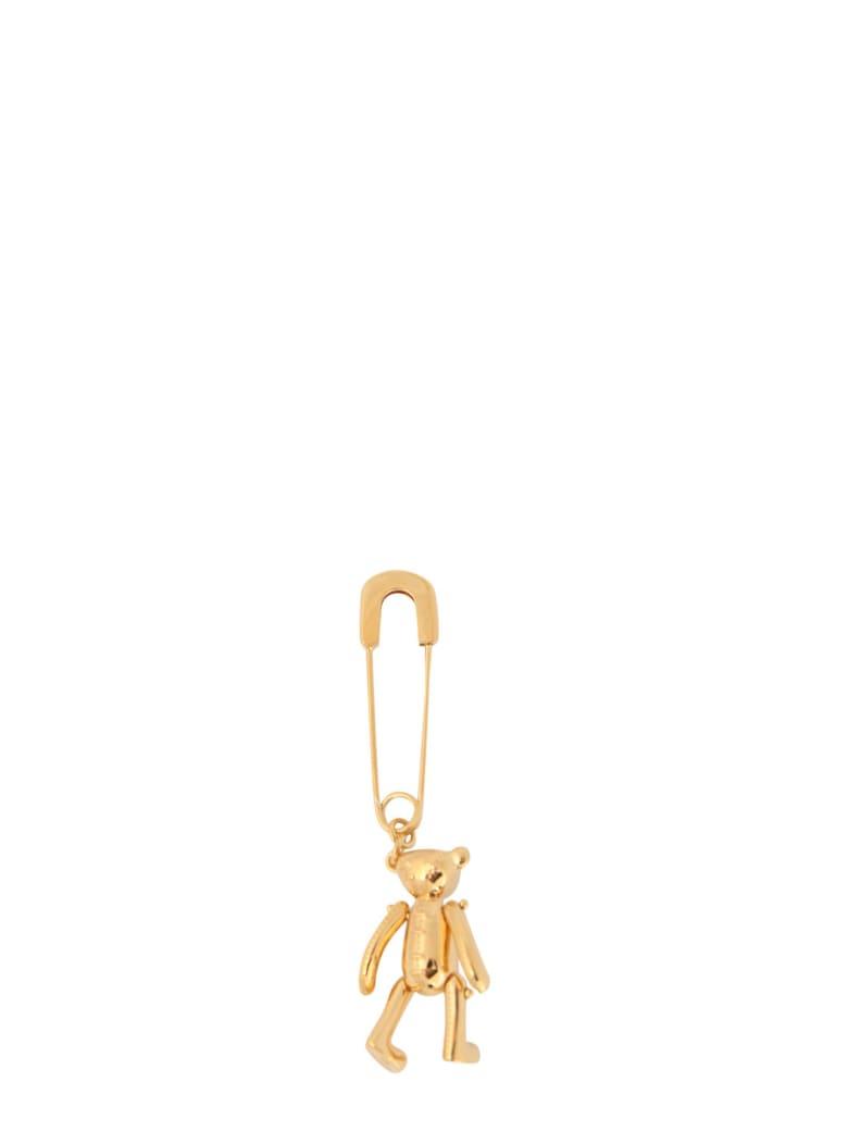 AMBUSH Earrings With Teddy Pendant - ORO