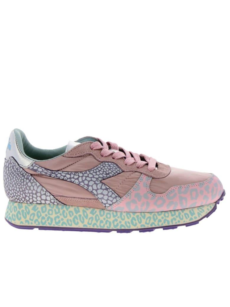Diadora Heritage Sneakers Shoes Women Diadora Heritage - pink