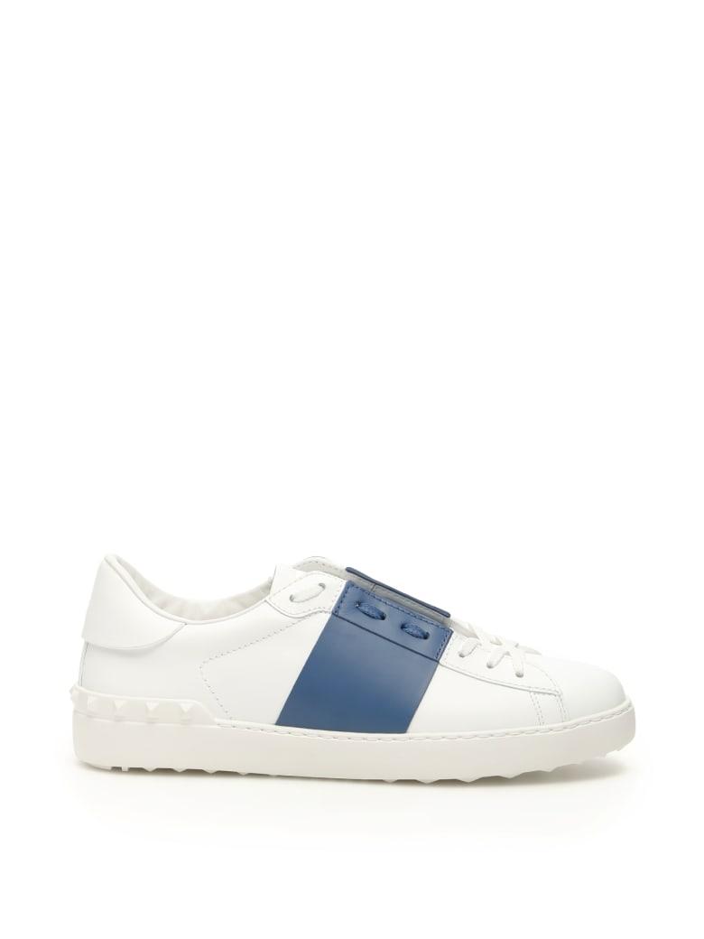 Valentino Garavani Open Sneakers - BIANCO NEW MIDNIGHT BIANCO (White)