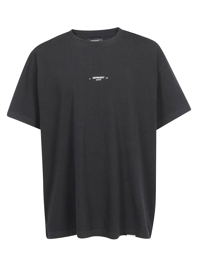 REPRESENT T-shirt - Black