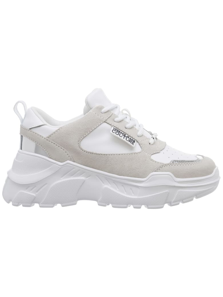 Versace Jeans Couture Wings Sneakers - Bianco