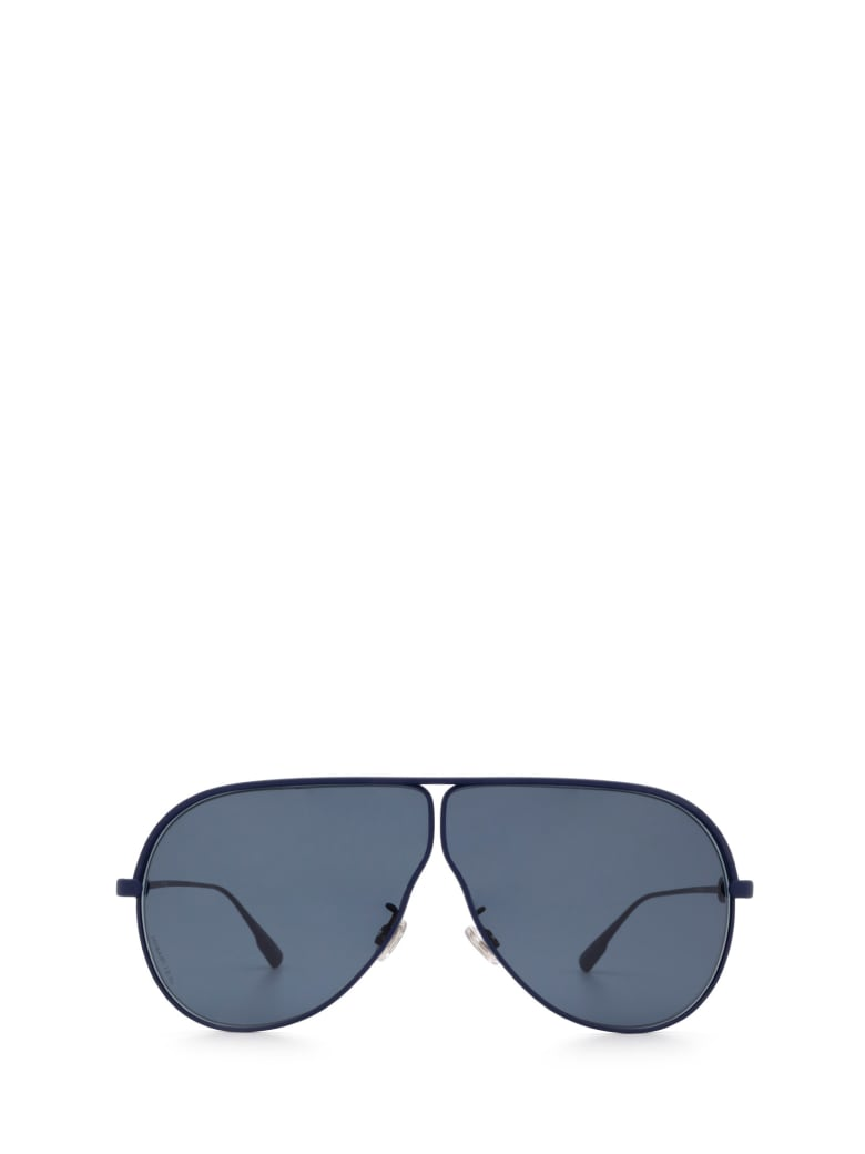 Dior Dior Diorcamp Matte Blue Sunglasses - Matte Blue