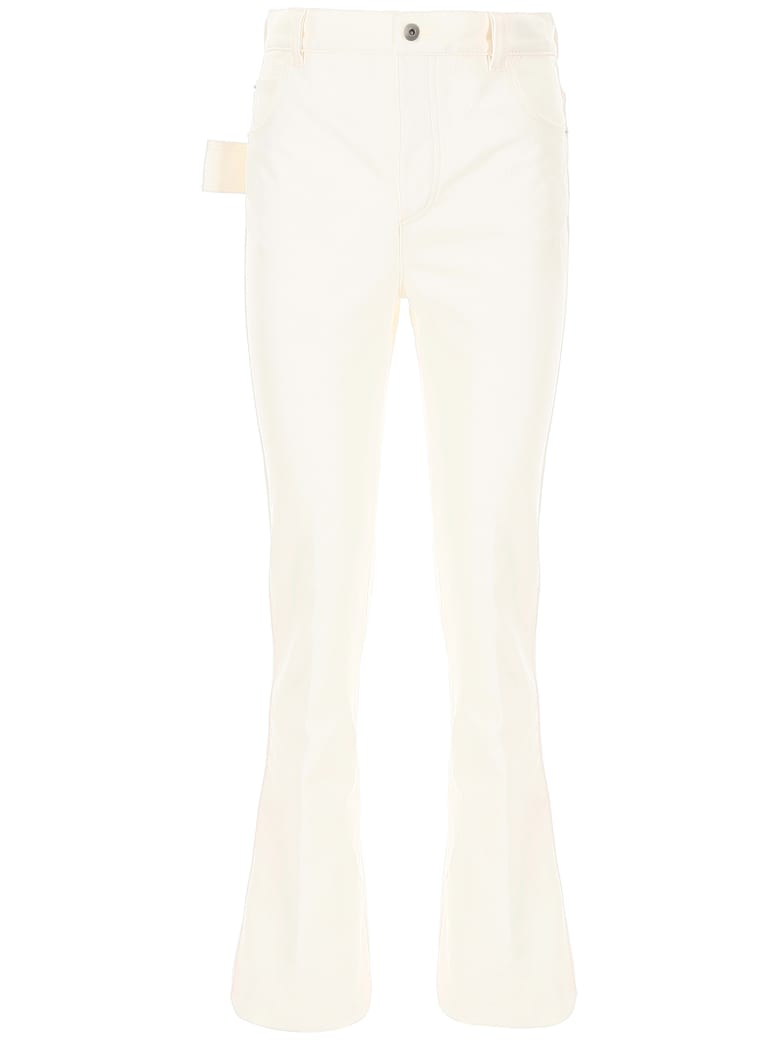 Bottega Veneta Flared Jeans - BIANCO (White)