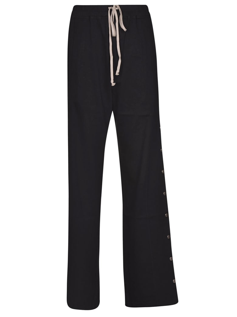 DRKSHDW Buttoned Trousers - Black